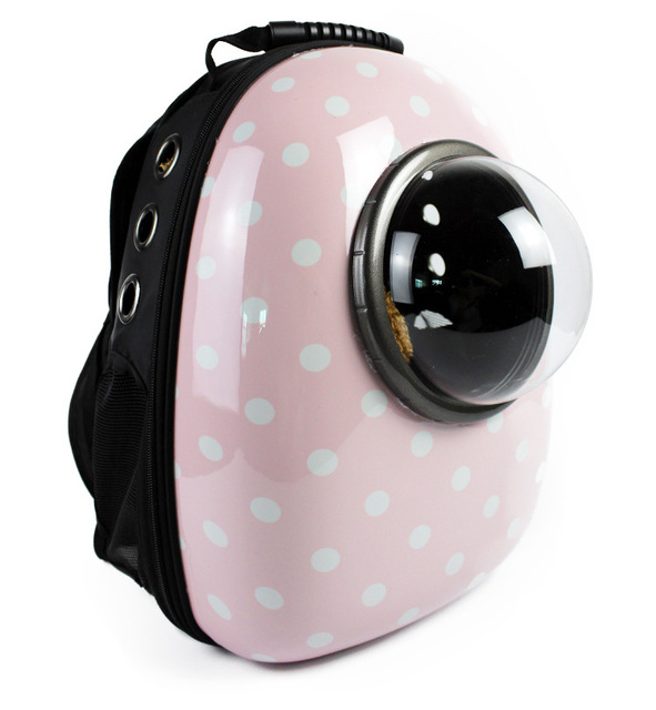 Space Capsule Design Pet Carrier Breathable Pet Dog Travel Bags Outdoor Portable Cat Bag Pet Backpack Outside