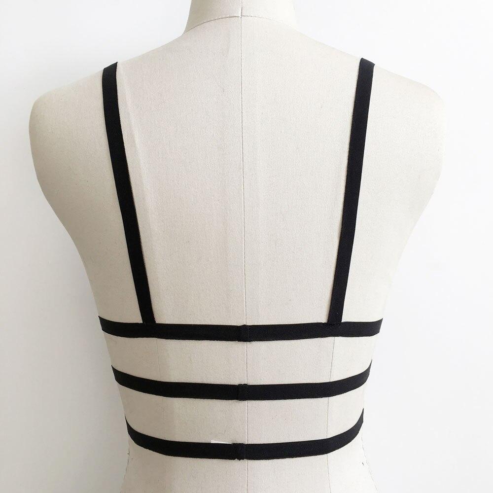 ab9b87e869 Bras bralette Black bras bralettes push up for women sexy Ladies lingerie  Elastic Bra Bandage Underwear Crop Tops JN23A-in Bras from Underwear    Sleepwears ...