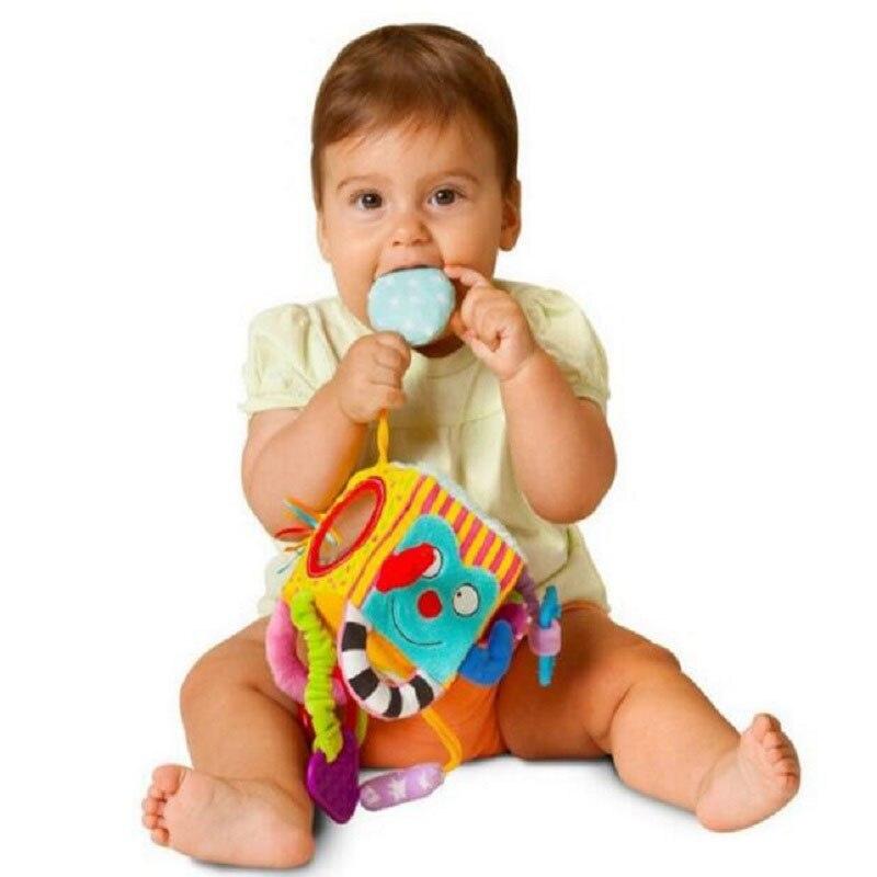 Színes baba rajzfilm eszterga zenés kiságy Mobiltelefon lógó - Csecsemőjátékok