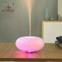 GX Diffuser 7 Color LED Aroma Diffuser Electric Ultrasoni Essential Oil Diffuser Aromatherapy Humidifier