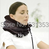Hot cervical traction relief neck / back / shoulder pain cervical neck traction support equipment cervical repositioning sense in subjects with non specific neck pain