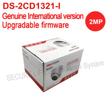 English version DS-2CD1321-I replace DS-2CD2325-I 2MP CCTV camera POE H.264+, mini dome ip camera 1080P