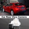 Cámara del coche para Mazda 3 Axela Hatchback 2013 ~ 2015 de la alta calidad vista de visión trasera para superior aficionados engranaje de usar | CCD con RCA