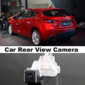 Car Camera For Mazda 3 Axela Hatchback 2013~2015 High Quality Rear View Back Up Camera For Top Gear Fans to Use | CCD with RCA