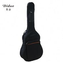 Thick waterproof original 40 inch 41-inch sponge ballad guitar bag with double shoulder backpack