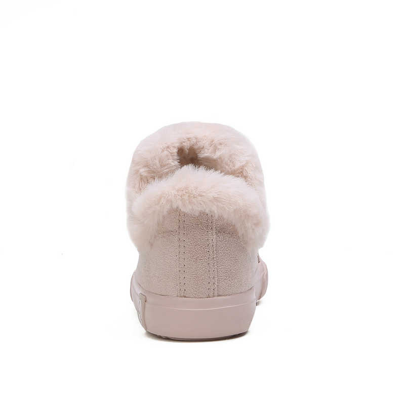 RENBEN 2018 Neue Winter Kinder Stiefel Dicke Warme Schuhe Baumwolle Gepolsterte Wildleder Schnalle Jungen Mädchen Stiefel Jungen Stiefel Schnee kinder Schuhe