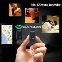 GPS Tracker Mini Tragbare Magnetische GPRS Locator Anti-verloren Aufnahme Globale Tracking Gerät für Fahrzeug/Auto/Person