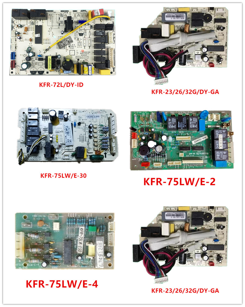 KFR-72L/DY-ID| KFR-23/26/32G/32GW/35GW/120L/120LW/72L/51L/72/DY-GA| KFR-75LW/E-30/2/4| OUT-CHECK-DYBH Used Good Working