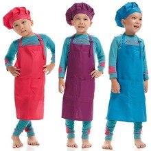 3 цвета, милый детский фартук с рисунком, фартук без рукавов, фартук с карманами, кухонный фартук, художественный нагрудник