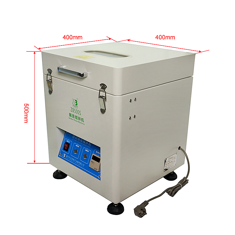 solder paste mixer (4)