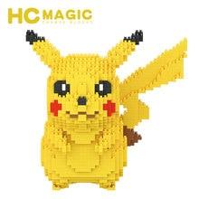 HC MAGIC 9009 Diamond Building Blocks Hobby Toys Educational Gifts Japan Action Figure Plastic Assembly Model Gift Wholesale