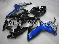 Hot Sale Motorcycle Fit For Suzuki GSXR600/750 2006 2007 Injection Plastic Fairing Kit Bodywork Black A1