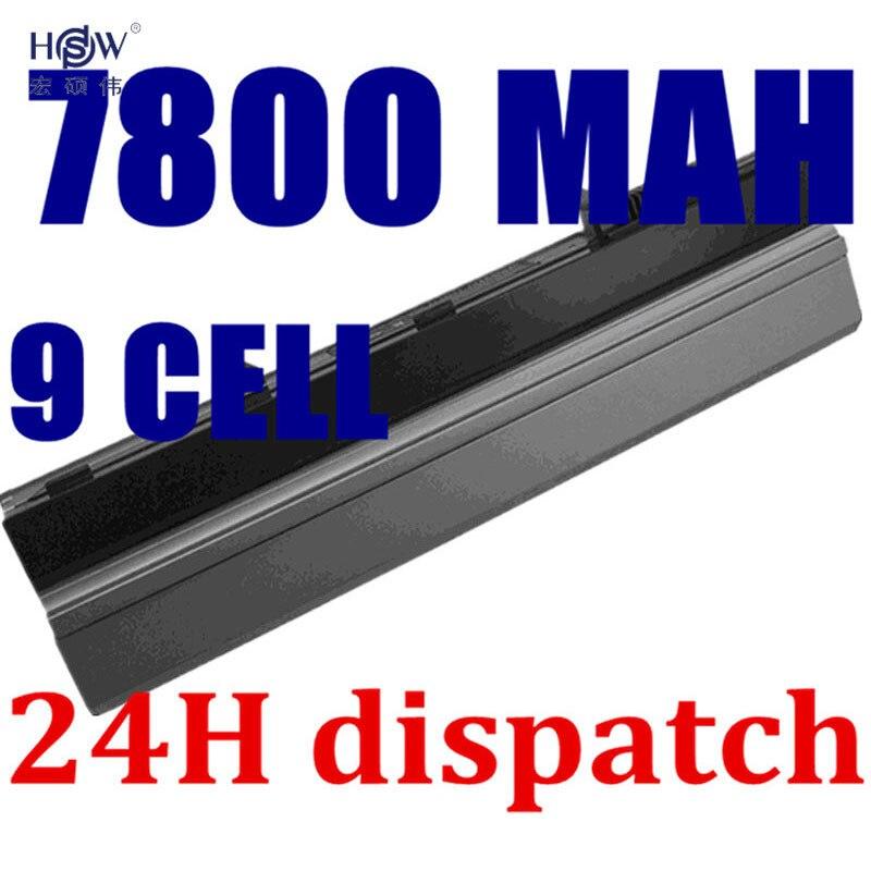 HSW 7800mAh Laptop Battery For dell Latitude E4300 E4310 0FX8X 312-0822 312-0823 312-9955 451-10636 451-10638 451-11459 japanese cell new original laptop battery for dell latitude d420 d430 gg386 jg768 jg176 jg168 fg442 451 10365 312 0445 42wh