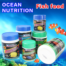 U.S. Original OCEAN NUTRITION Sea Fish Feed Formula One/Two Marine Pellet Vegetarian/Meat Food Small Particles/Large Particles цены