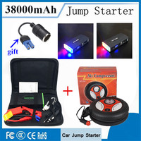 2017 Car Jump Starter Portable 600A Starting Device Mini Power Bank 12V Petrol Diesel Start Car