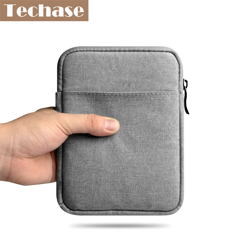 Techase Canvas Capa For Kindle Paperwhite Case Shockproof Sleeve For Amazon Kindle 8 Fuda Cover For Voyage 6 Inches Tablet Cases simple wool felt sleeve case cover for amazon kindle paperwhite2 kindle 499 for amazon kindle voyage 6inch tablet bag s4b05d
