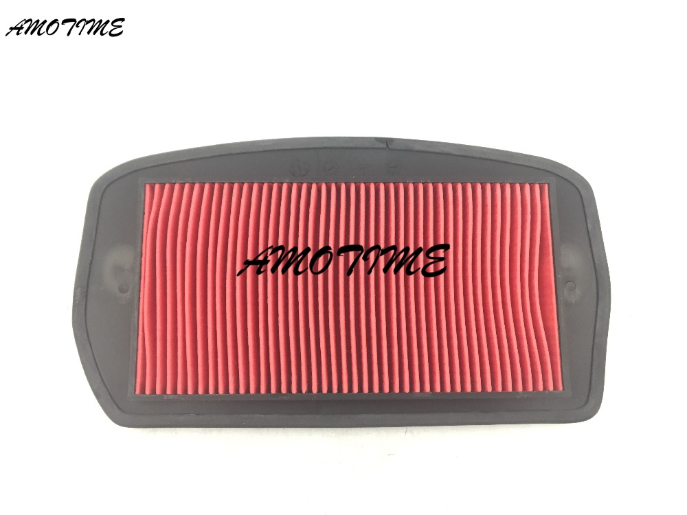 Air Cleaner Intake Filter Element For Yamaha FZ6 600 S/N 2004 2005 2006 2007 2008 2009 2010