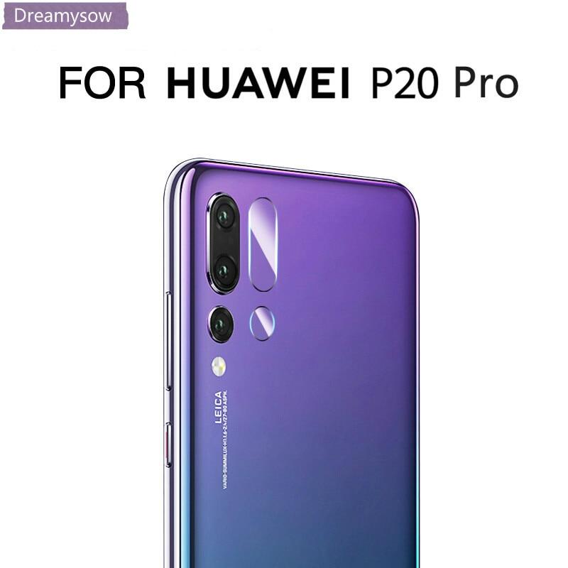 Dreamysow Back Camera Lens 9H Camera Tempered Glass Film For Huawei P9 P20 Pro Honor 7/7i/V8/5X Nova 2 Plus G8 Mate8 GR5 2017