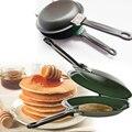 Двусторонняя антипригарная сковорода  машина для приготовления блинов  яиц  блинов  кухонных принадлежностей  ручная работа  противень для ...