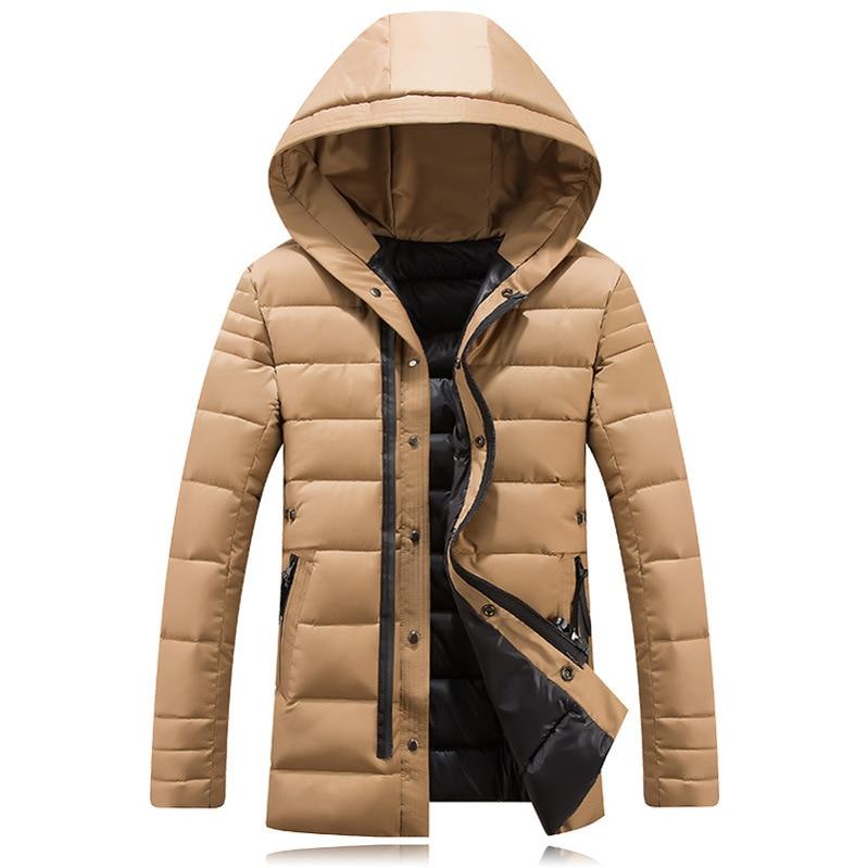 Port&Lotus Winter Men Coats with Hat Brand New Warm Camperas Hombre 2016 Invierno Parka Men 062 Jaqueta Masculina мужской пуховик brand new m 3xl men warm coats