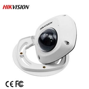 Image 4 - W magazynie bezpłatna wysyłka angielska wersja DS 2CD2542FWD IS Audio 4MP WDR Mini kamera sieciowa kopułkowa