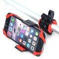 Universal de La Bici de La Motocicleta Del Montaje Del Manillar Holder Soporte Móvil Soporte Para Teléfono Celular Con Silicona Para iphone6s Teléfono Inteligente