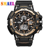 Newest Mens Sports Military Watches S Shock Fashion Watch Men G Style Waterproof Luxury Brand Analog