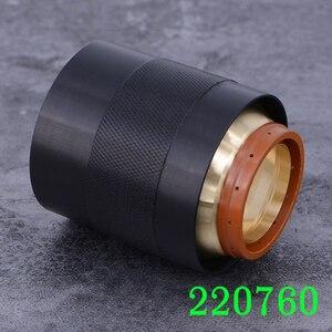 Image 4 - 220760 behoud cap 220435 elektrode 220439 nozzle 220764