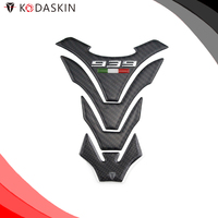 KODASKIN For DUCATI Hypermotard 939 Protection Tank Pad Carbon Protector 3D Sticker Decal 939 Emblem For DUCATI Hypermotard 939