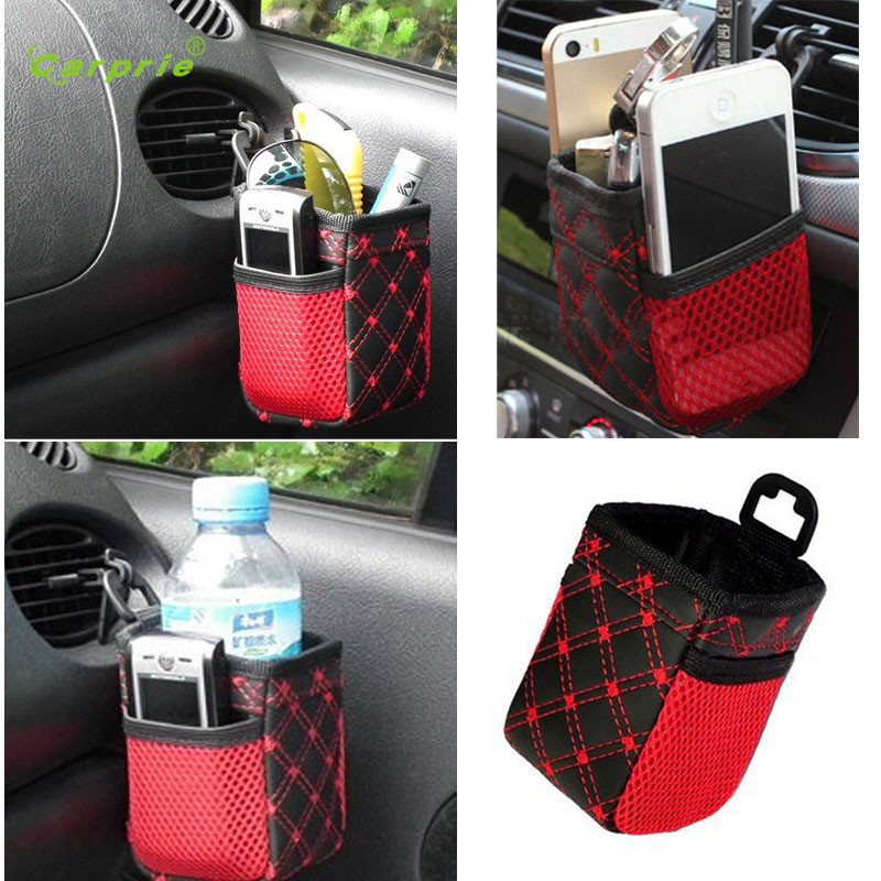 Car styling Storage Box Boite de rangeme2017 NEW AUTO 1pc Hanging Bag Storage Organizer Box Car Gap Slit Pocket Holder Car Seam