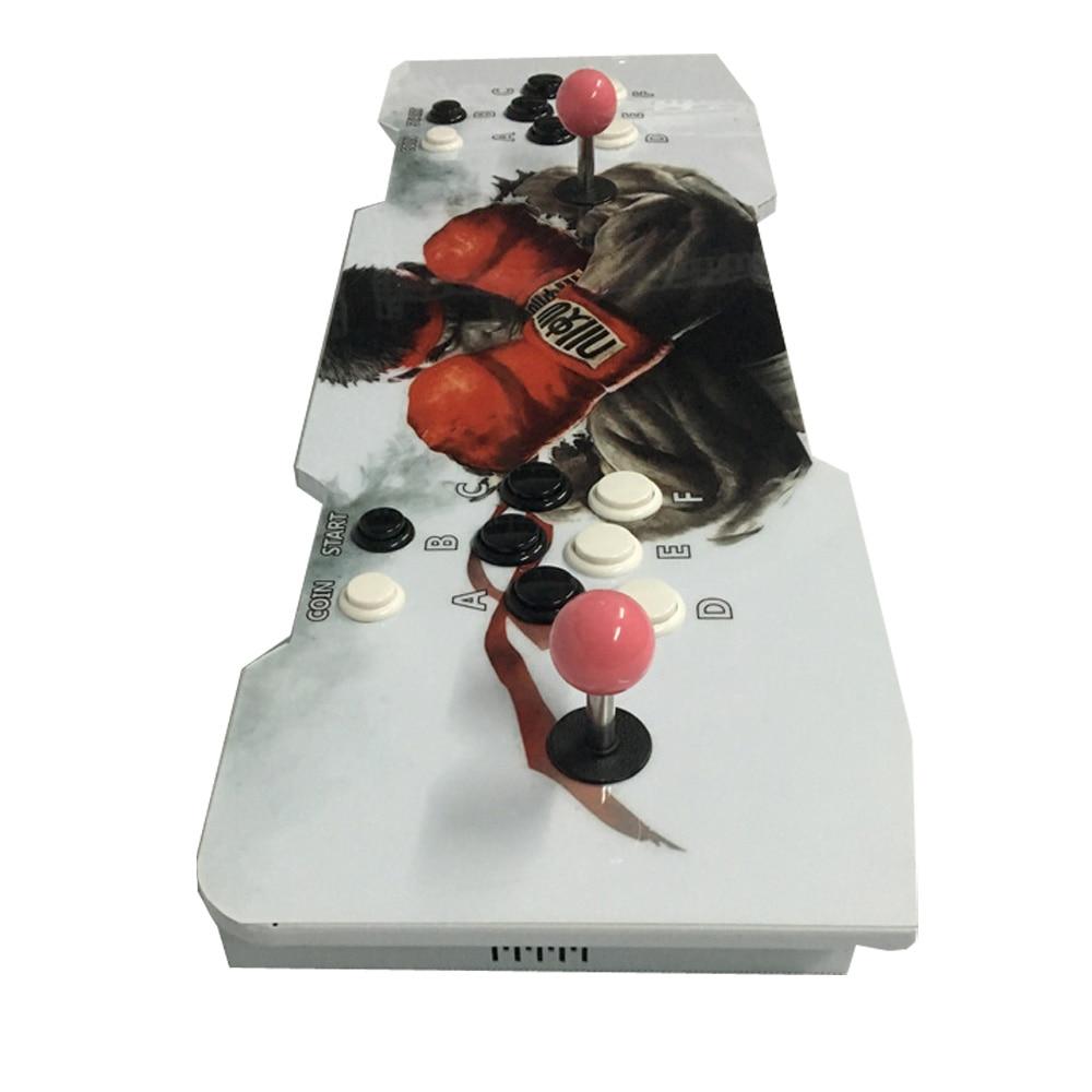 все цены на  Pandora box 4S  arcade Joystick game consoles with jamma multi games 680 in 1 game pcb board  онлайн