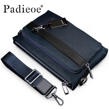 Padieoe 2017 New Fashion Casual Shoulder Bags for Men High Quality Nylon Men's Messenger Bags Crossbody  Student Bag