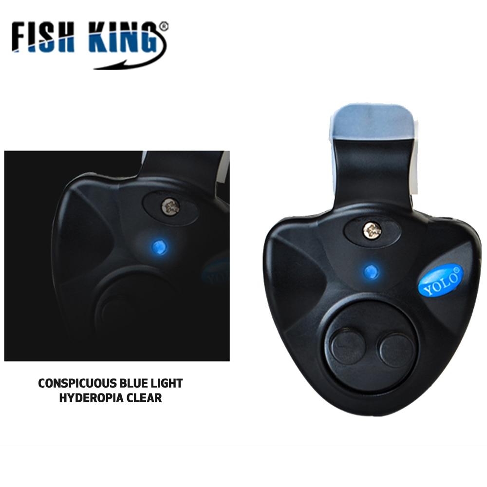 New LED Light For Fishing Tackle alarma 1