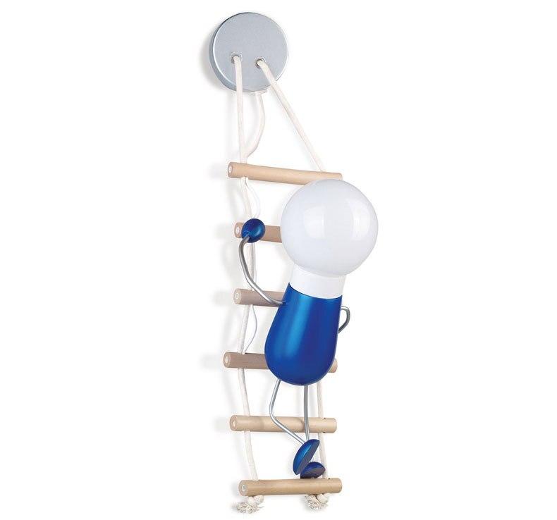 Creativo e27 lampadina a risparmio energetico dei capretti for Applique camera bambini