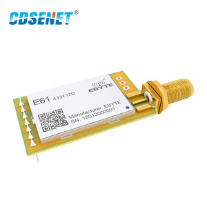 Image 3 - E61 433T17D Modbus 433MHz RF Transceiver High Speed Continuous Transmission Transmitter and Receiver 433 MHz Wireless rf Module