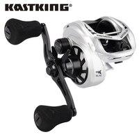 KastKing Kapstan Baitcasting Рыбалка Катушка 15,9 кг перетащите 5,4: 1 шестерни соотношение 306 г графит рамки пресной воды и морской рыболовная катушка