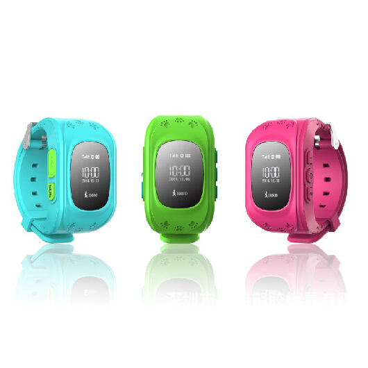 Anti Lose Gps Tracker Smart Watch Q For Kids Sos Emergency Bluetooth Connect To Iphone Samsung
