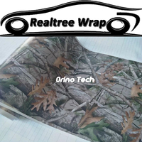 Jumbo Graphics Realtree Vinyl Film Sheet For Car Truck Vehicle Realtree Sticker Camouflage Vinyl Wrapping With Air Bubble Free