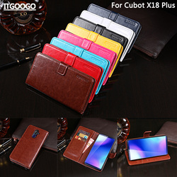 Itgoogo For Cubot X18 Plus Case Cover 5.99