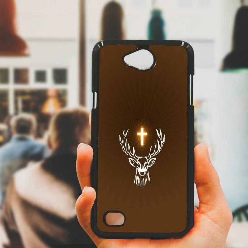 Hard PC Jagermeister Logo Deer Head Phone Cases For LG L Prime G2 G4 G5 G6 G7 K4 K8 K10 V20 V30 Nexus 5 6 5X Pixel Shell
