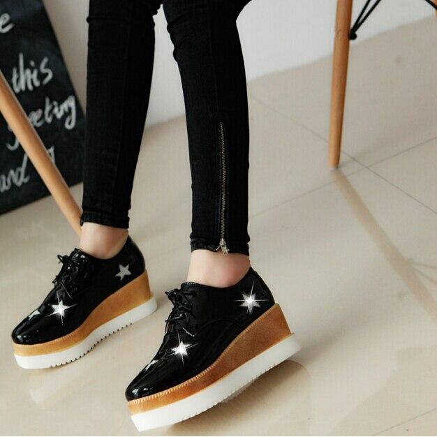 Aliexpress.com : Buy Shoes fashion wedges shoes women's platform ...