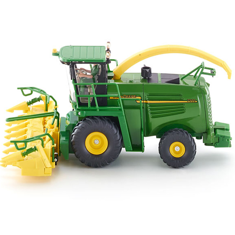 Siku 1 32 johndeere forage harvester 4056 alloy metal model car toy gift collection in diecasts - Moissonneuse cars ...