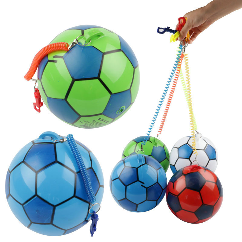 Football Balloon Catch Ball Multicolor Plastic Party Summer Seaside Cool Water Activity Props Beach Toy Game Kids Gift image