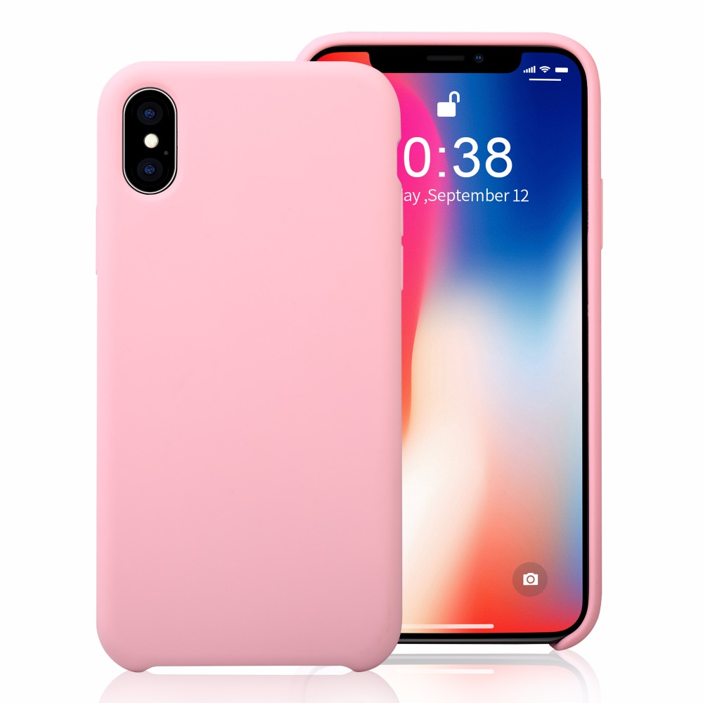 iphone X silicone Case 6