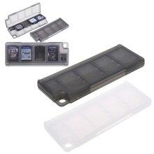 Портативный 10 в 1 чехол для хранения карт памяти для sony