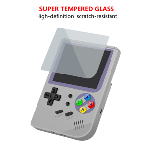 Image 3 - New RG300 version 2 Video games Portable Retro FC console Retro Game Handheld Games Console Player RG 300 3000 GAMES Tony system