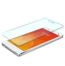 5 шт. стекло защитная пленка для xiaomi mi4 pelicula де vidro pantalla ecran протектер передний экран покрытие для m4 ми 4 xiaomi