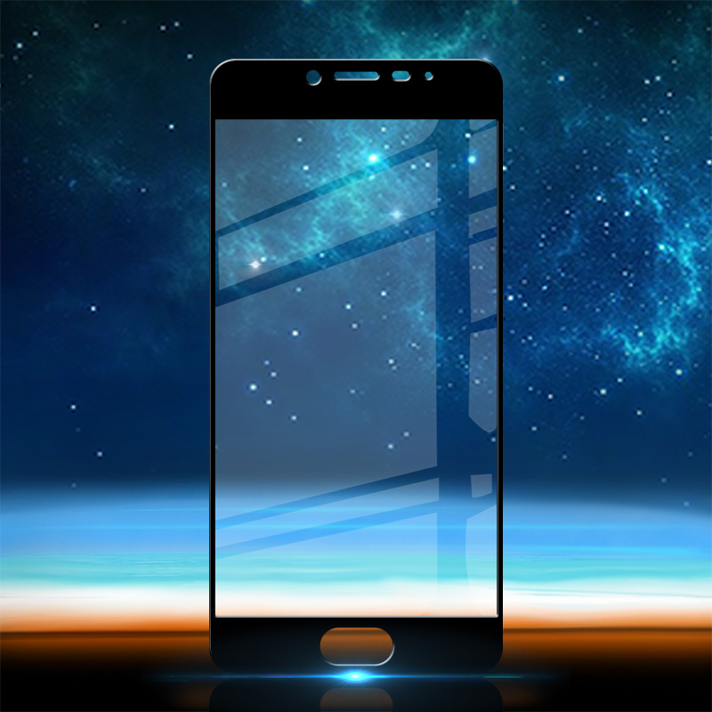 3D Protective Glass For Meizu M3 Max Screen Protector For Meizu Meilan Max 6.0 Inch Tempered Glass Film Cover Smartphone