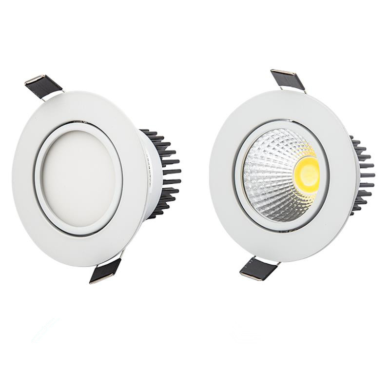 Waterproof Kitchen Bathroom Downlight Led Square Lamp 220v Led Ceiling Downlight Dimmable 3w 5w 7w 10w 12w Recessed Led Spot It Buy One Give One Ceiling Lights & Fans