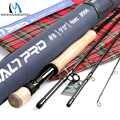 Maximumcatch Saltpro ze słoną wodą haczyk na muchę szybka akcja 30T + 40T SK Carbo Fly Fishing Rod z Cordura rury 8/9/10WT 9FT 4SEC